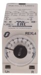 Product image for 4 CO On Delay timer 24V DC REXL4TMBD