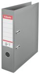 Product image for LEVER ARCH FILE N1 POWER PP A4 GREY