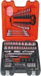 Product image for 106 piece 1/4 - 1/2in socket set