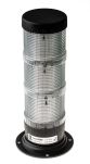 Product image for Tower Light 24Vdc 3-Stack Red/Amb/Grn