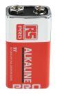 Product image for RS 9V Alkaline Battery 15 Pack