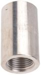 Product image for 1/2in F/Steel 316 Full Coupling Joint