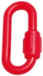 Product image for PLASTIC 8 MM QUICK LINK _ RED