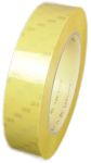 Product image for 56 polyester film tape yellow 30mmx66m