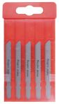 Product image for RS PRO T-Shank Jigsaw Blade Set For Metal, 50mm Cutting Length 5 Pack