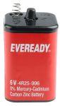 Product image for EVEREADY PJ996/4R25 6V LANTERN BATTERY