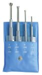 Product image for Hole Gauge Set 4 Piece 3.2-13mm