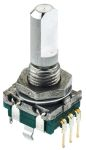 Product image for 11MM VERTICAL SW ENCODER,15 PULSE,FLAT
