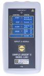 Product image for Chauvin Arnoux L261 USB Data Logger Data Logger with Voltage Sensor for Voltage Measurement, 1 Input Channels
