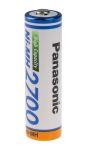 Product image for PANASONIC NIMH 2700 AA 2500MAH 4 PACK