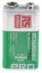 Product image for NIMH BATTERY PP3 SIZE 200 mAh