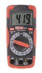 Product image for RS Pro Compact Multimeter Manual Ranging