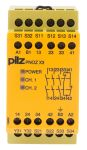 Product image for Pilz 24 V ac/dc Safety Relay -  Dual Channel With 3 Safety Contacts PNOZ X Range with 1 Auxiliary Contact, Compatible
