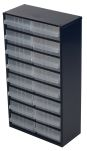 Product image for Raaco 16 drawer Steel, 552mm x 150mm x 306mm