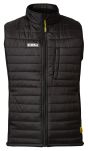 Product image for Dewalt Black Lightweight Gilet XXL