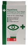 Product image for Wall Mounted Eyewash Dispenser, 20 ml
