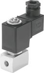 "Product image for 2/2 Way Solenoid Valve, NC, G1/4"", 1mm"