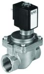 """Product image for 1/2"""" SS SOL VALVE 13MM ORIFICE 24VDC"""