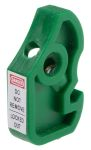 Product image for Green Miniature Circuit Breaker Lockout