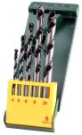 Product image for concrete drill set 5 pieces