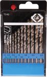 Product image for DRILLS KIT (13 PIECES: 1.5 TO 6.5MM)