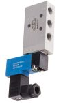 Product image for G 1/8 ATEX Solenoid-Spring Valve, 5/2