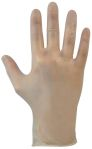 Product image for FINESSE VINYL DISPOSABLE GLOVES 8.5
