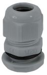Product image for Nylon Cable Gland M20 Dark Grey 10 -14mm