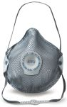Product image for 2535 FFP3 CHARCOAL DISPOSABLE RESPIRATOR
