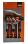 Product image for 5PIECE BAHCO ERGO HANDLE FILE SET,10IN L