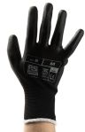 Product image for PU Glove Black M