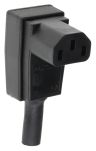 Product image for BLACK REWIREABLE BOTTOM ENTRY SOCKET,10A