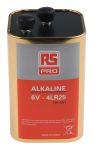 Product image for RS 915 Lantern Battery 6V, 15Ah