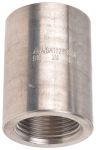 Product image for 1in F/Steel 316 Full Coupling Joint