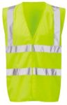 Product image for RS HI-VIS 4-BAND WAISTCOAT L