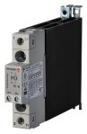 Product image for 25 A Solid State Relay, Zero Crossing, DIN Rail, Varistor, 600 Vac Maximum Load