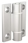 Product image for ALU OPENING SPRING HINGE,67X55X4.5MM