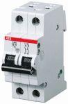 Product image for S200 MCB 25A 2 Pole Type C 10kA