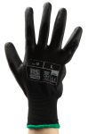 Product image for PU Glove Black L