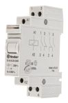 Product image for 16A 1NO 1NC step DIN relay, 230Vac