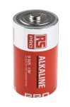 Product image for RS D Alkaline Battery 15 Pack