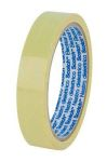 Product image for 74 polyester film tape yellow 12mmx66m