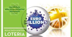 EuroMillions Resultado do Ultimo Sorteio
