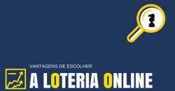 escolher a loteria online