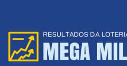 Resultados da loteria MegaMillions