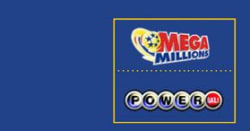 Essa semana nas loterias Powerball e Mega Millions