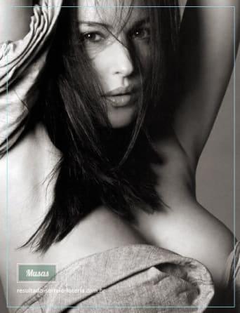 Loteria Italiana SuperEnaLotto: Monica Bellucci | Musas das Loterias 7