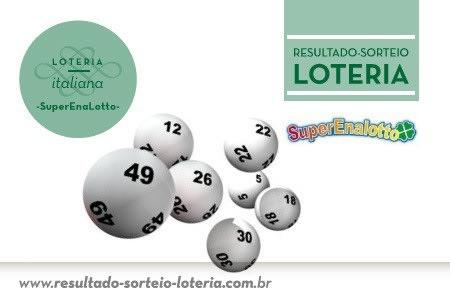 Loteria Italiana Resultado Sorteio Hoje 13/09/2012 1