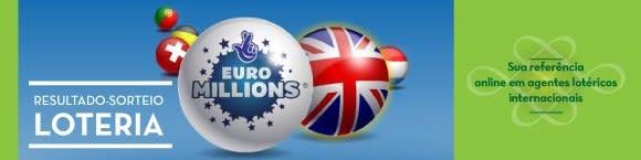 EuroMilhões Resultados: Números sorteados de terça, 16.10.2012 1