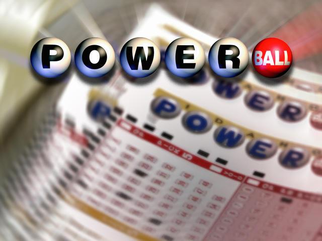 Quais foram os números sorteados na loteria americana? 1